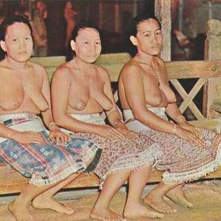 Sarawak Post Card