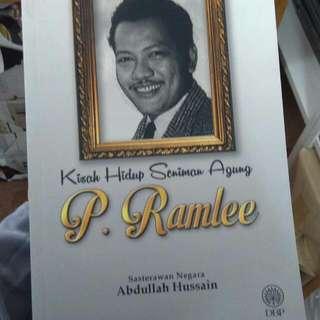 KISAH HIDUP SENIMAN AGUNG P.RAMLEE