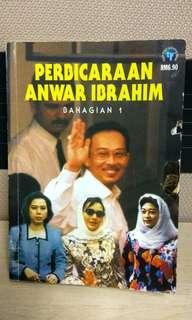 Perbicaraan Anwar Ibrahim (Bahagian 1)
