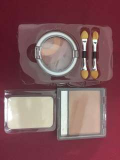 Sale!! Eyeshadow+powder foundation take all 30k