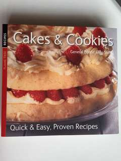 Quick and easy cakes and cookies