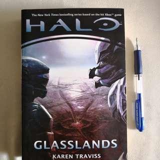 Halo : Glasslands..
