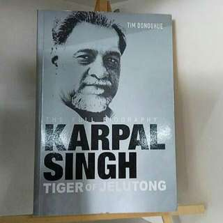 Karpal Singh The Tiger of Jelutong
