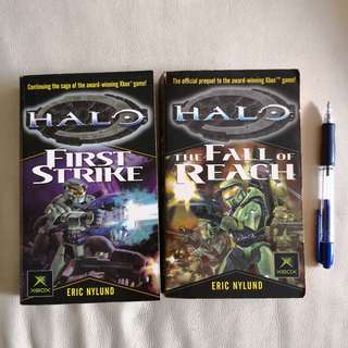 Halo : First Strike / The fall of Reach