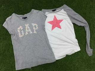 gap kids shirt