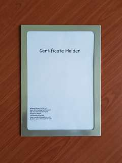 Certificate A4 Window Envelope