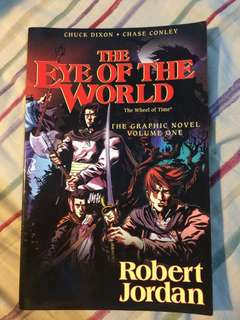 (REPRICED) The Eye Of The World: The Wheel Of Time Graphic Novel