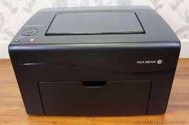 Fuji Xerox colour laser printer CP115W