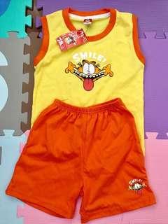 Repriced: New Garfield Sando/Shorts