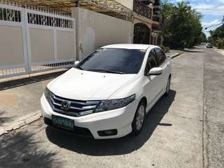 FOR SALE: HONDA CITY Automatic