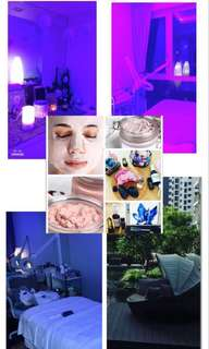 Sukin relaxing eye therapy 30mins for ladies