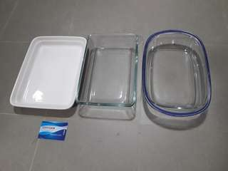 Glassware for kitchen expert