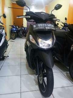 Yamaha mio m3 125 aks th 2018 bisa kredit Dp 500