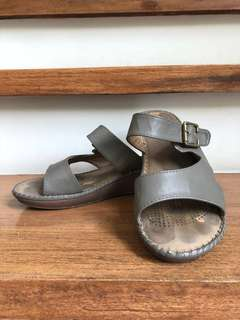 Worn-out Heels