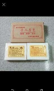 台灣茶摳 手工原皂(70g 二入)