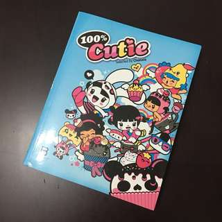 100% Cutie Graphic Books