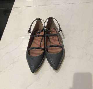 Red Valentino Bow Shoes