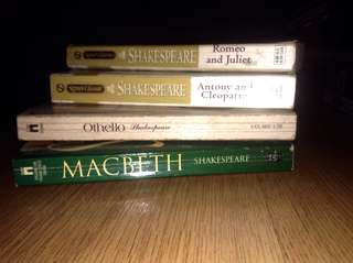 Shakespeare Collection (Book Set A)