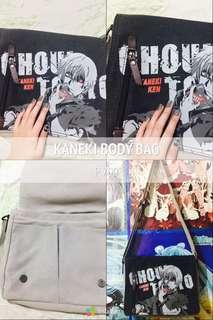 Tokyo ghoul body bag