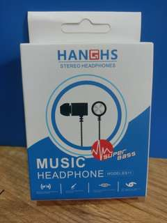 HANGHS 手機耳機