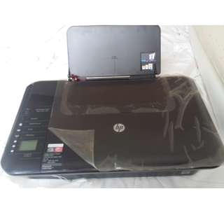 HP Printer  deskjet 3050 - printer + scanner + xerox copy - wifi enabled - fully working condition - quote your best price