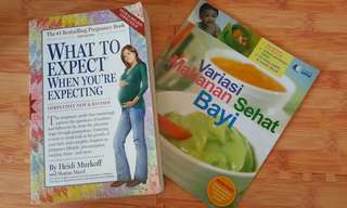What to Expect & MPASI book