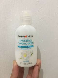 HN Facial Wash