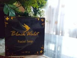 Sabun walet (facial soap)