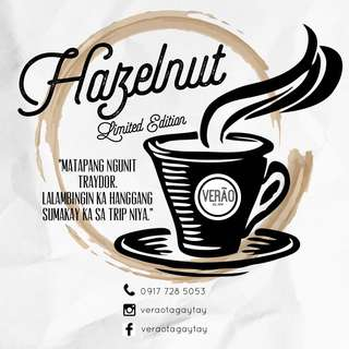 Hazelnut Coffee (Arabica Beans)