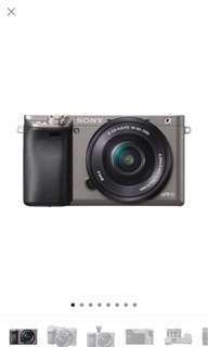 Camera foto photography photo sony A6000 A 6000 kamera nikon canon fuji fujifilm leica