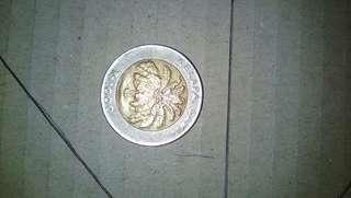 Uang seribu kelapa sawit