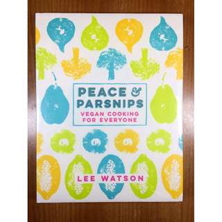 Peace and Parsnips by Lee Watson (Minted Hardcover)