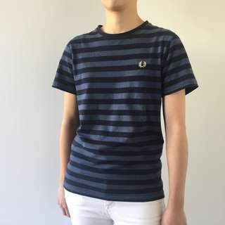FRED PERRY Soft Stripe Tee