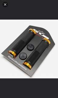 Brand New! GUB lock on hand grip for Bicycles /MTB/bike/escooter