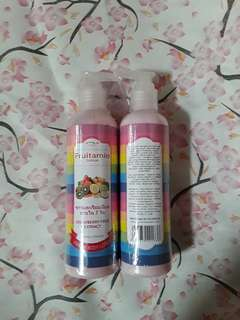 Lotion Fruitamin Strawberry