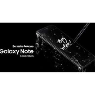 Samsung Galaxy Note FE Kredit Cepat Bandung Cimahi
