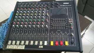 Cheap KODA STEREO AUDIO MIXER ( KD -238) nego