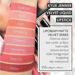 Lipcream Kylie Liquid
