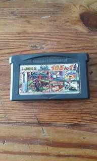 Nintendo GameBoy Advance cartridge