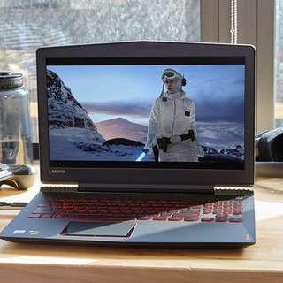 Laptop Gaming Lenovo legion Y520 Bisa di cicil Tanpa Kartu Credit (HP)