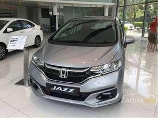 Honda JAZZ 2017 S MT