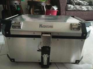 Kappa K-venture 58L silver