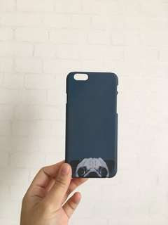 iPhone 6/s Navy Pug Case