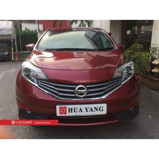 Nissan Note 1.2A DIG-S