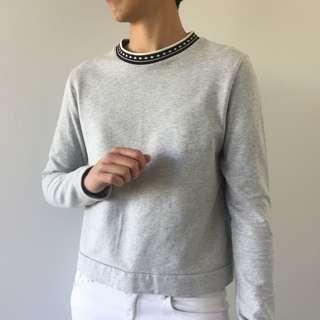 BOUTIQUE Star Collar Jersey