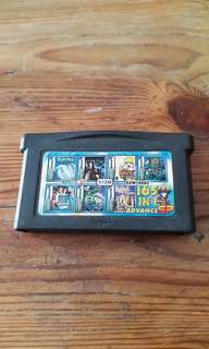 Nintendo GameBoy Advance SP Cartridge