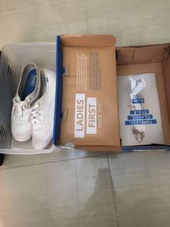 Keds white sneakers ORIGINAL