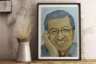 Lukisan Tun Mahathir