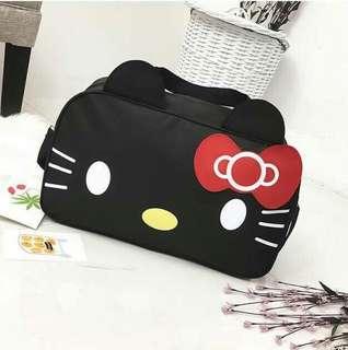 hello kitty travelling bag