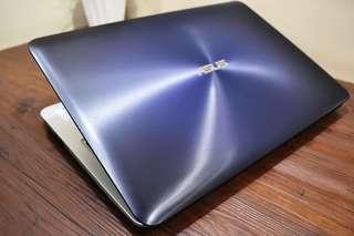 Asus best gaming skylake core i7 laptop